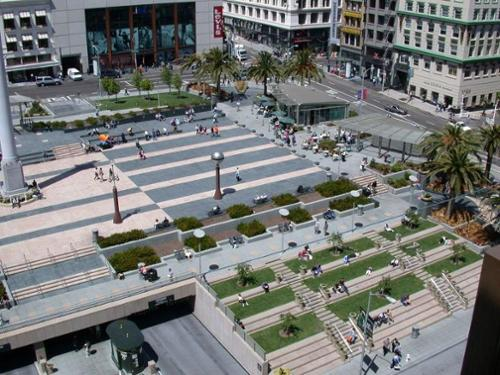 Union Square After Completion