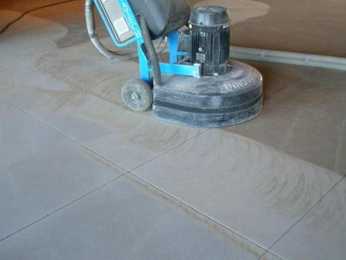 Machinery Being Used on Floor